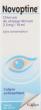 Novoptine 2,5 mg/10 ml, collyre en flacon