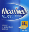 Nicotinell tts 14 mg/24 h, dispositif transdermique