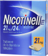 Nicotinell tts 21 mg/24 h, dispositif transdermique