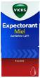 Vicks expectorant guaifenesine 1,33% adultes miel, sirop