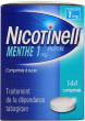 Nicotinell menthe 1 mg, comprimé à sucer