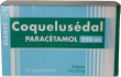 Coquelusedal paracetamol 250 mg, suppositoire